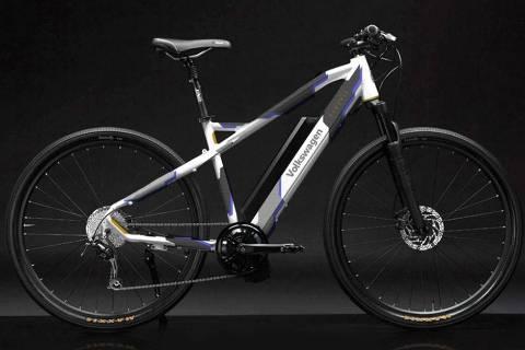 Volkswagen lança bicicleta elétrica no Brasil