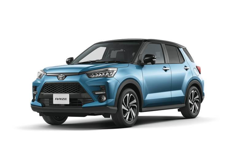 Toyota Raize prepara o terreno para jipinho nacional