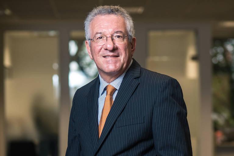 Marcos Munhoz, 65, vice-presidente da General Motors América do Sul, em entrevista