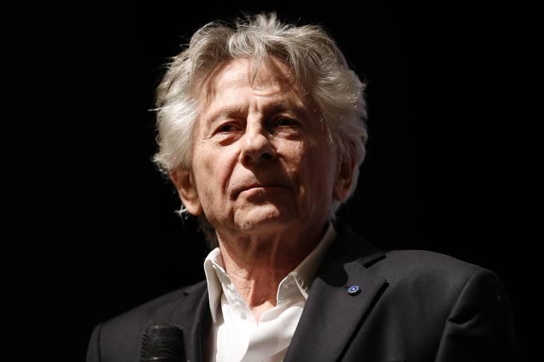 """Roman Polanski após a exibição de """"J'accuse"""" em Paris"""