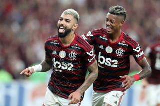 Brasileiro Championship - Flamengo v Bahia