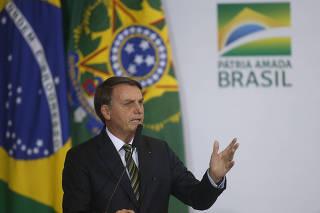BRASIL-BRASILIA-300 DIAS DE GOBIERNO