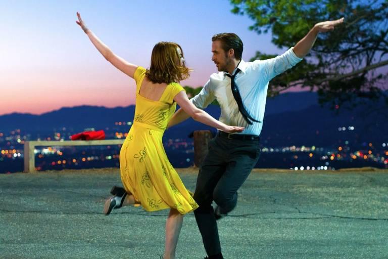 """Cena do filme """"La La Land"""""""