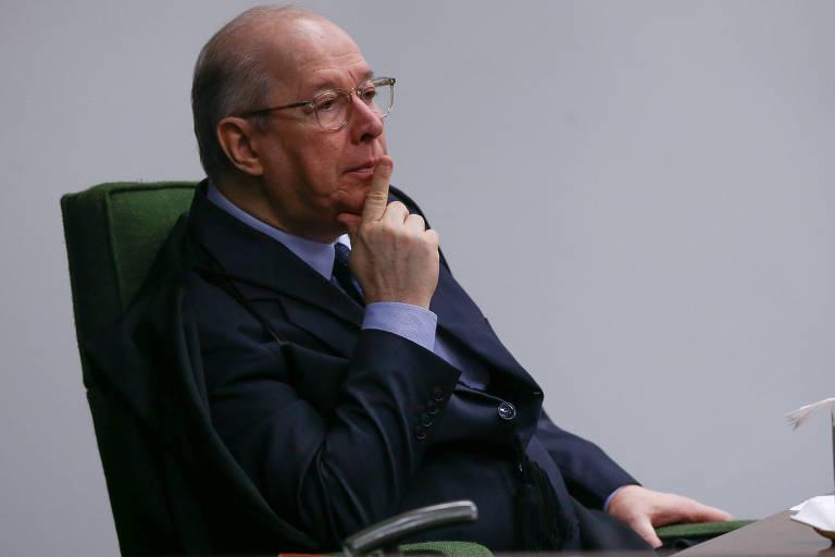 O ministro do STF (Superior Tribunal Federal) Celso de Mello
