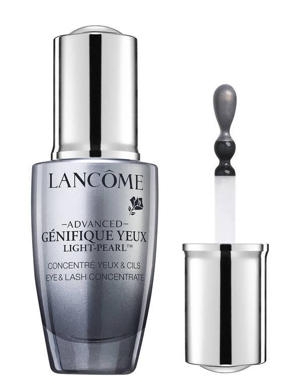 Lancôme Génifique Yeux Light Pearl, R$ 359, 0800 7017323, no site da marca ou em perfumarias