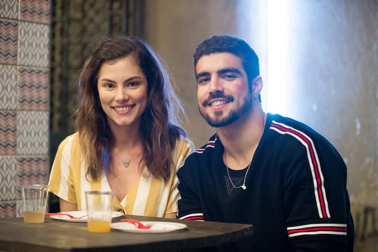 Bruna Hamú torce para Rock e Joana terem filho após cena de sexo em 'A Dona do Pedaço'