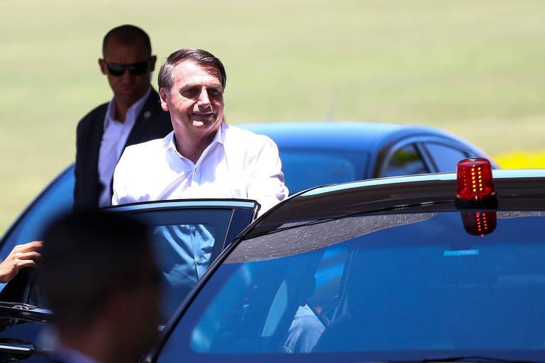 O presidente Jair Bolsonaro; esta é a segunda vez que o presidente posterga o envio do texto ao Congresso