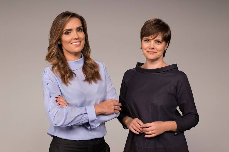 Karyn Bravo e Ana Paula Couto