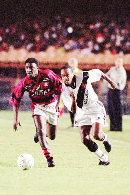 O ex-atacante Nélio, revelado pelo rubro-negro carioca, defendeu o Flamengo-PI no final de carreira