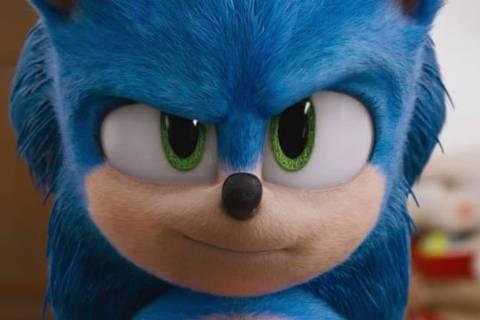 Novo Sonic foi