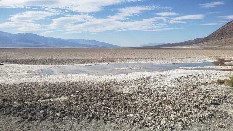 Como sobreviver ao Vale da Morte, na Califórnia