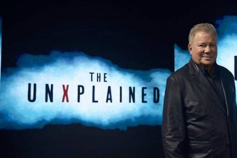 Série 'The UneXplained', com William Shatner