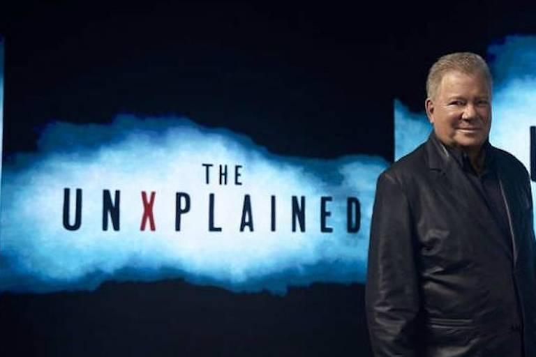 Série 'The UneXplained', com William Shatner