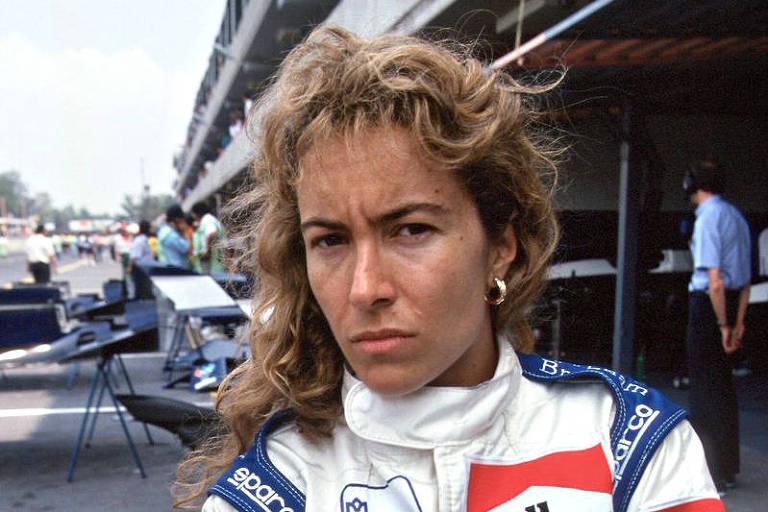 A italiana Giovanna Amati foi a última mulher a participar da Fórmula 1. Ela participou dos três primeiros GPs em 1992, África do Sul, México e Brasil, e desistiu antes da prova na Espanha