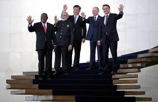 BRICS summit in Brasilia