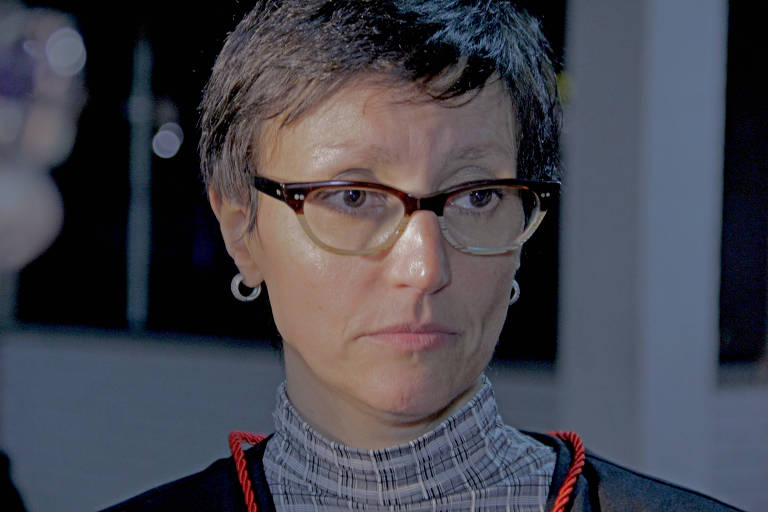 A promotora Cláudia Mac Dowell
