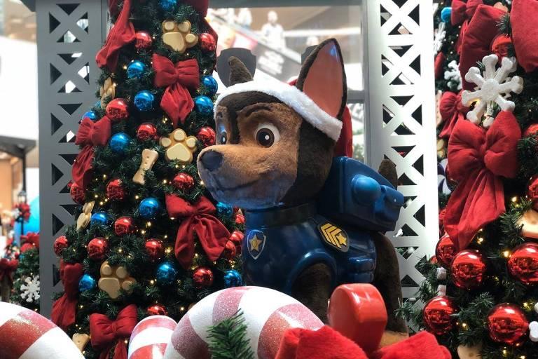 Shoppings de São Paulo recebem decoração de Natal