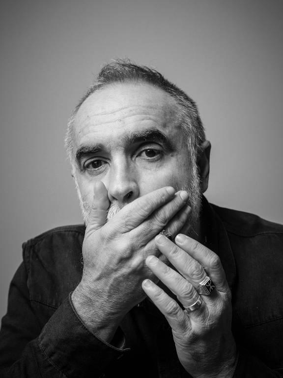 O cineasta Karim Aïnouz