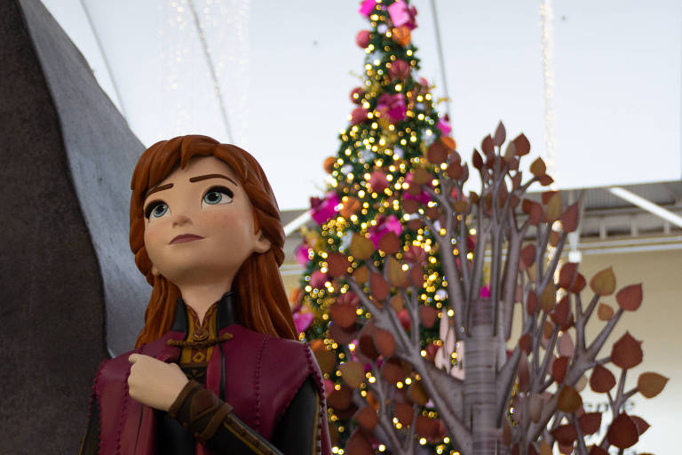 Natal no Mooca Plaza