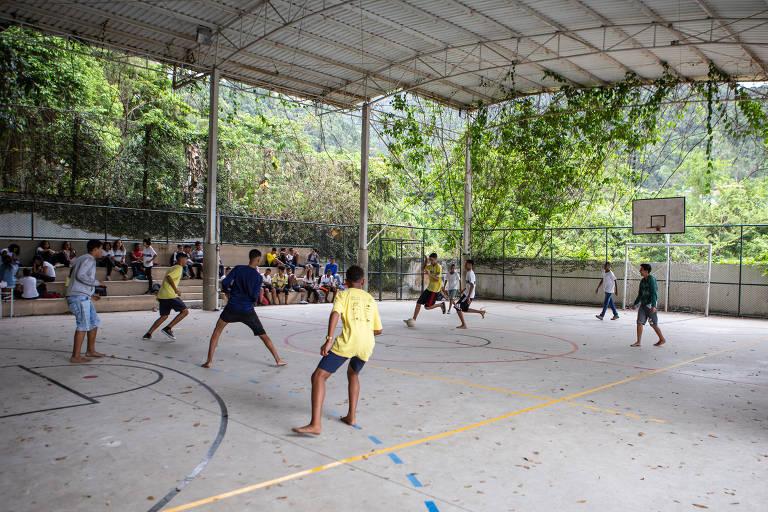 Escola Municipal André Urani, Rio de Janeiro