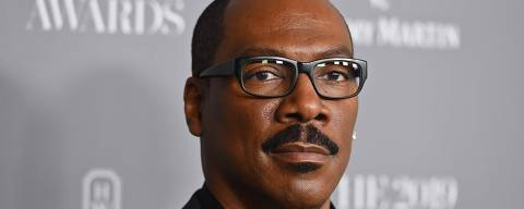 (FILES) In this file photo taken on November 6, 2019 US actor Eddie Murphy attends the WSJ Magazine 2019 Innovator Awards at MOMA in New York City. - Netflix will produce a fourth sequel to