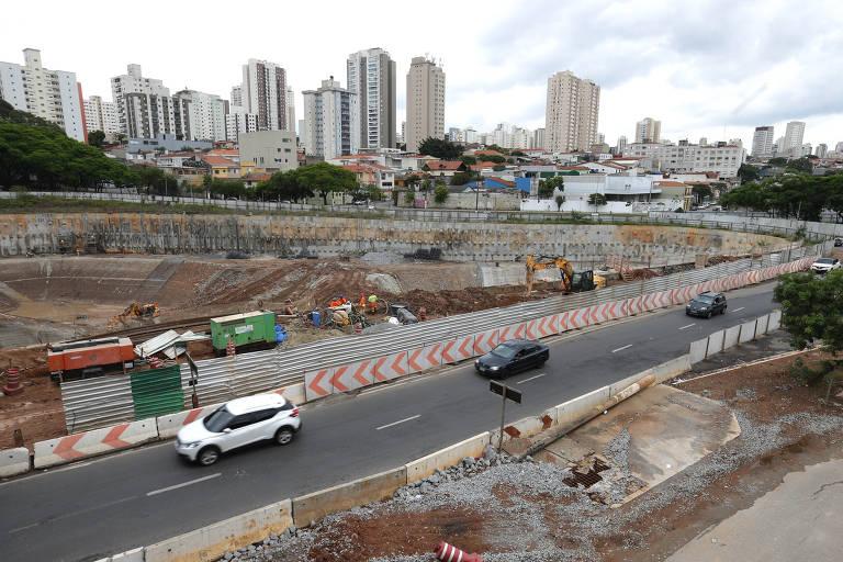 Piscinão da Imigrantes deve acabar com enchentes em avenidas, diz prefeitura