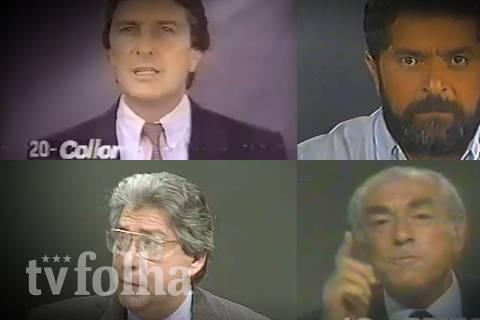 Minidocumentário marca os 30 anos da eleição presidencial de 1989; assista
