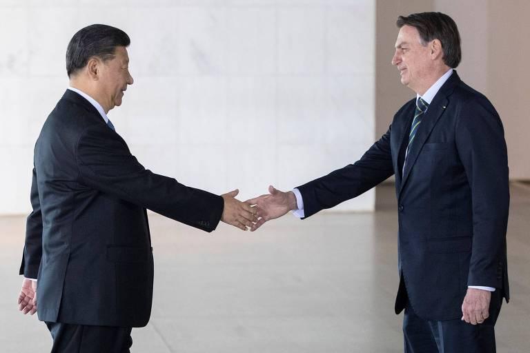 Derrota de Trump poderia fazer Bolsonaro baixar tom agressivo contra a China