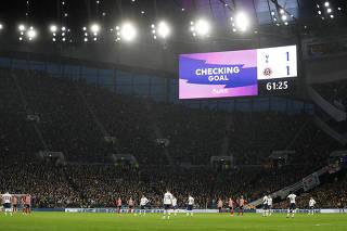 FILE PHOTO: Premier League - Tottenham Hotspur v Sheffield United