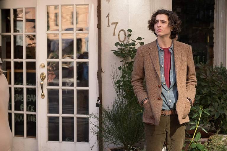 """Cena de """"Um Dia de Chuva em Nova York"""", novo filme de Woody Allen"""