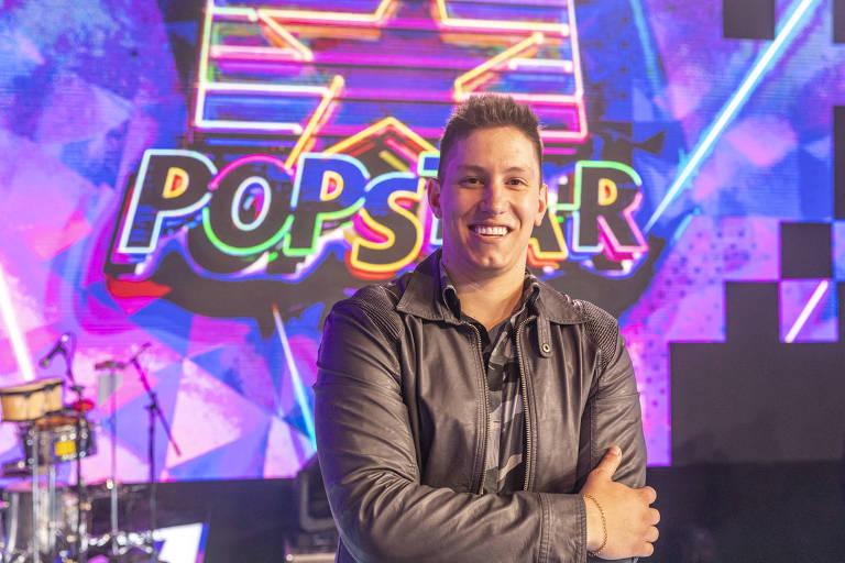 Sobrevivente do acidente aéreo da Chapecoense, Jakson Follmann é um dos destaques do PopStar, da TV Globo