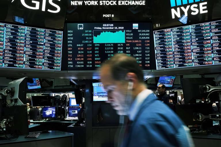 Bolsa de Nova York; Bloomberg pode enfrentar multa por disseminação de um comunicado falso em 2016