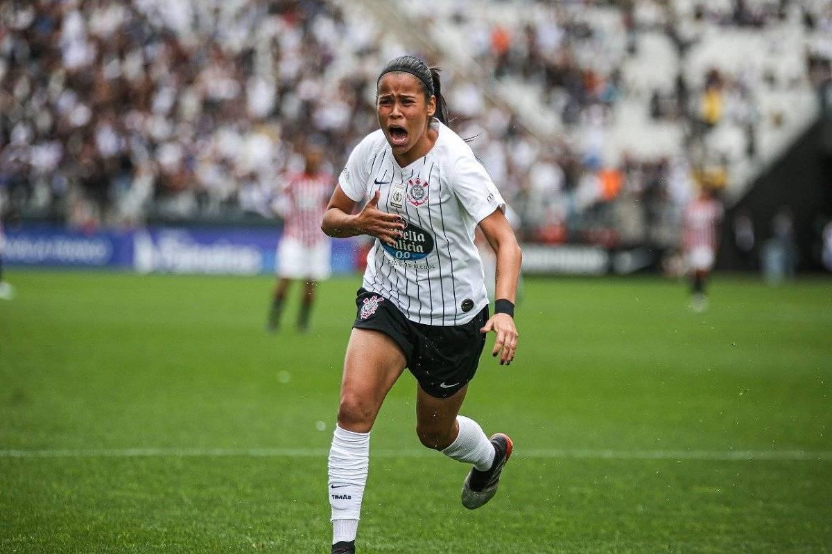 Com recorde de público, Corinthians é campeão paulista no feminino - Folha de S.Paulo