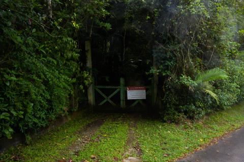 Antigo refúgio, chácara de Lula às margens de represa tem obras paralisadas