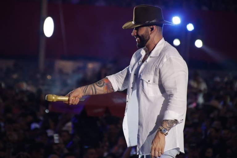 Caldas Country Show estreia primeira noite de festival com grandes artistas