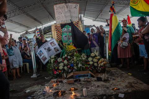 Governo interino isenta Forças Armadas de responsabilidade penal na Bolívia