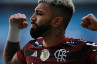 Brasileiro Championship - Gremio v Flamengo