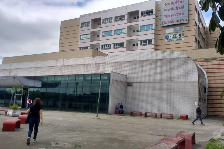 No Hospital Pimentas-Bonsucesso; apenas atendimento de pronto-socorro será mantido nesta segunda-feira (18), em Guarulhos