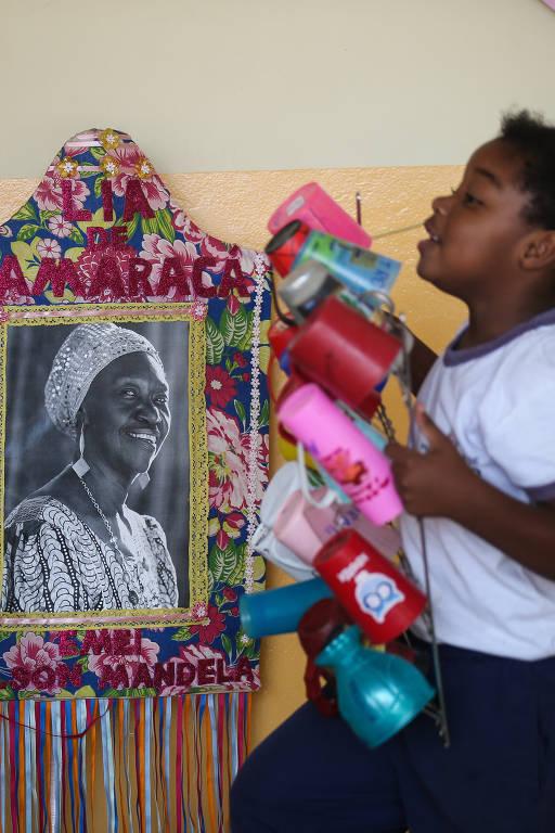 Escola pública de SP amplia ensino da cultura negra