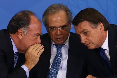 Rombo fiscal de 2019 deve ficar abaixo de R$ 80 bilhões, diz Guedes