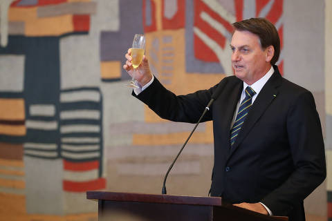 Bolsonaro diz que pode presidir seu novo partido politico