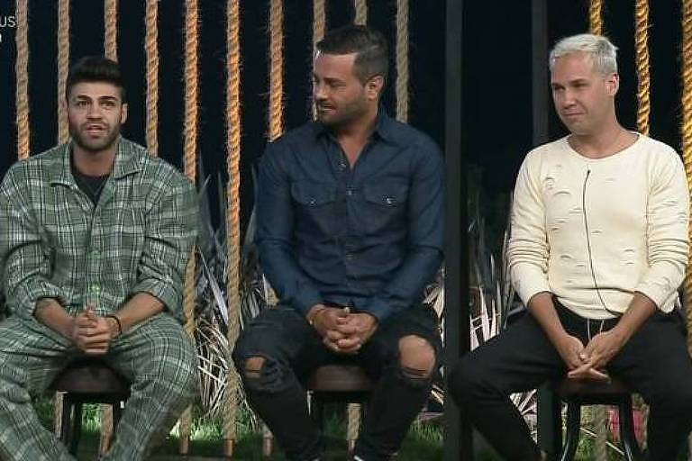Netto, Rodrigo Phavanello e Viny são indicados para a roça