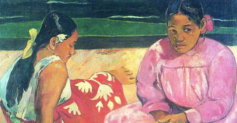 Veja obras de Paul Gauguin