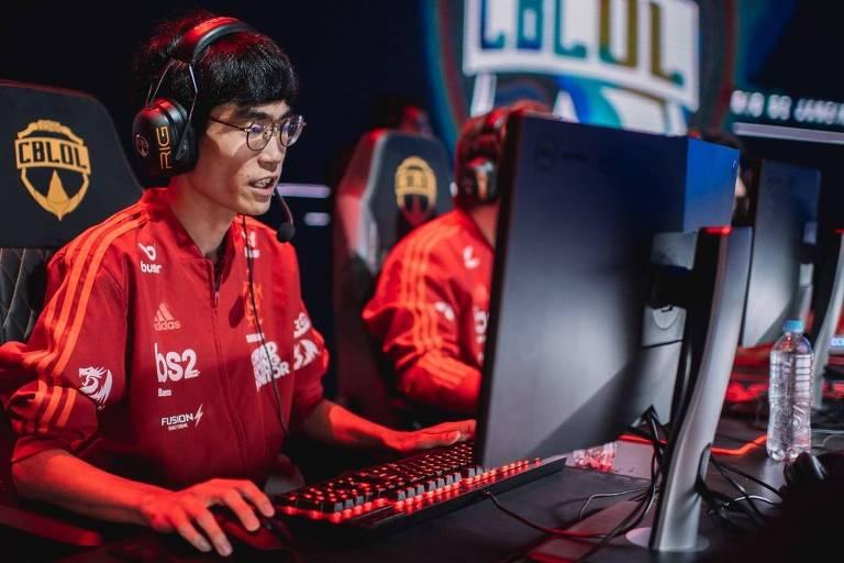 """Lee """"Shrimp"""" Byeong-hoon foi escolhido como melhor caçador no Prêmio CBLoL 2019"""