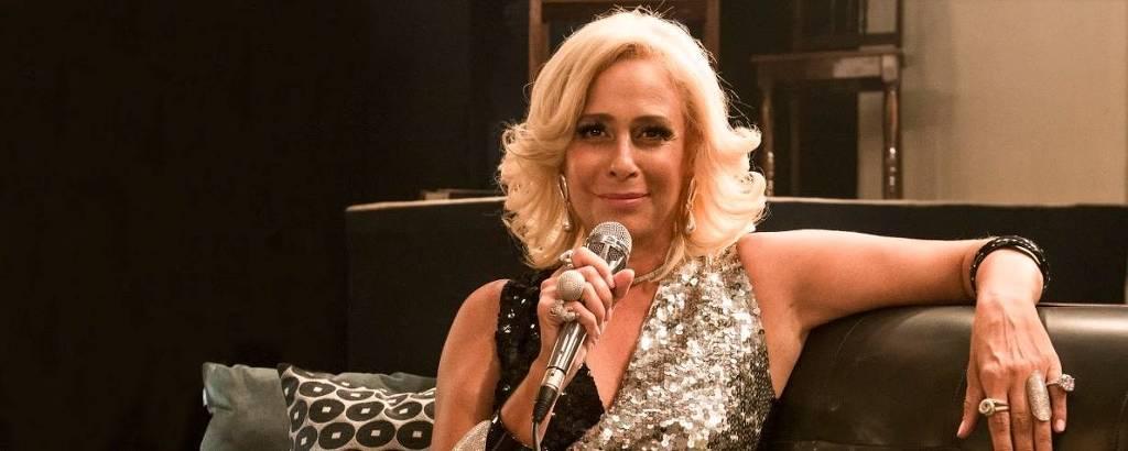 Andréa Beltrão é Hebe em série da Globo