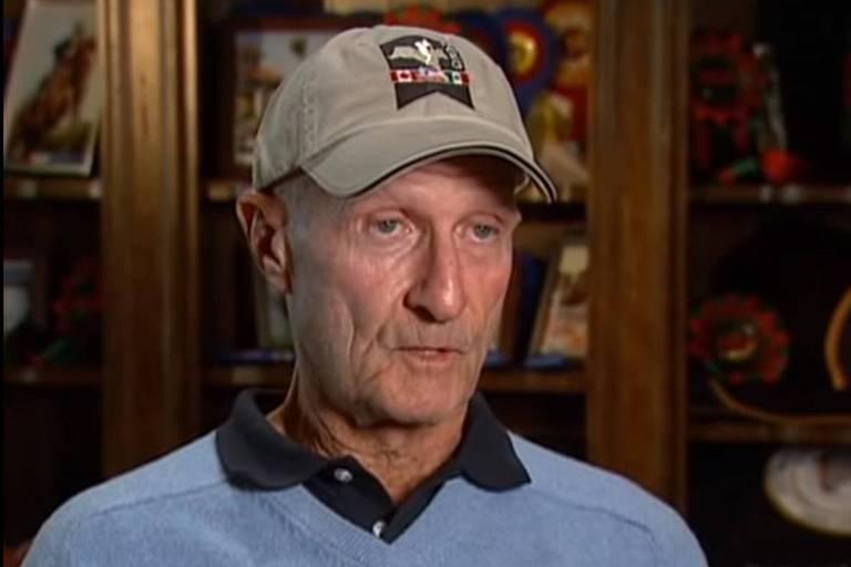 George Morris, ex-treinador das equipes de hipismo do Brasil e dos EUA