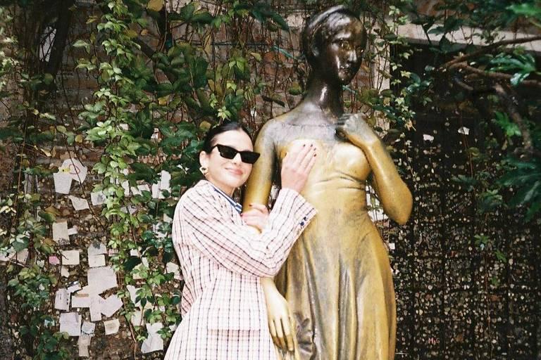 Bruna Marquezine em Verona; Julieta