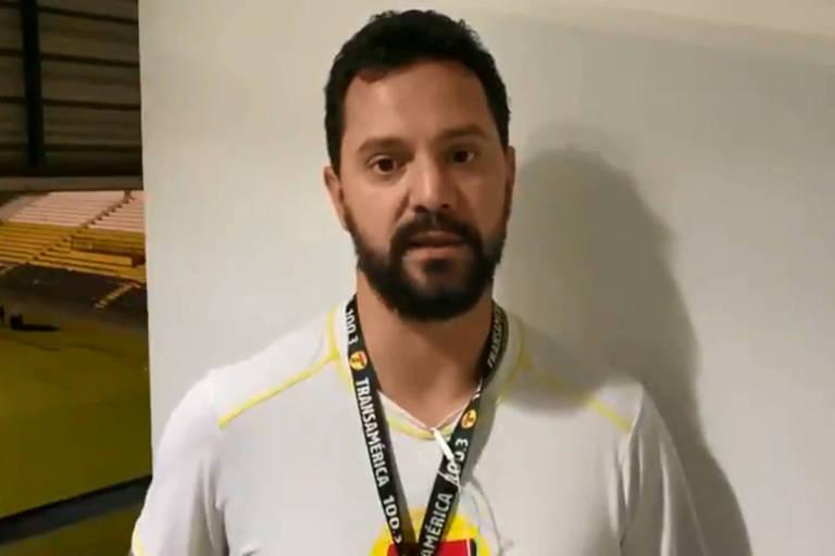 PM detém jornalistas e apreende celulares em jogo do Brasileiro