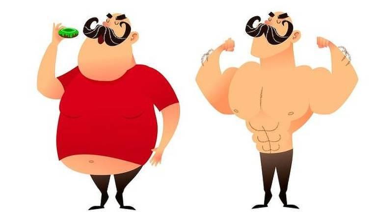 É verdade que as mulheres têm mais dificuldade de perder peso do que os homens?