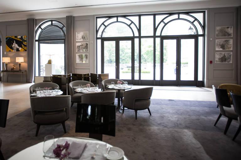 Veja fotos do luxuoso Palácio Tangará